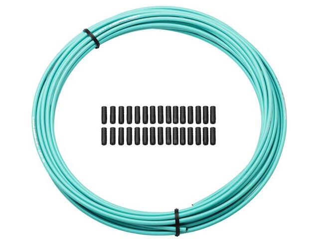 Jagwire LEX SL Shift Cable Housing Incl. End Caps 10m bianchi celeste